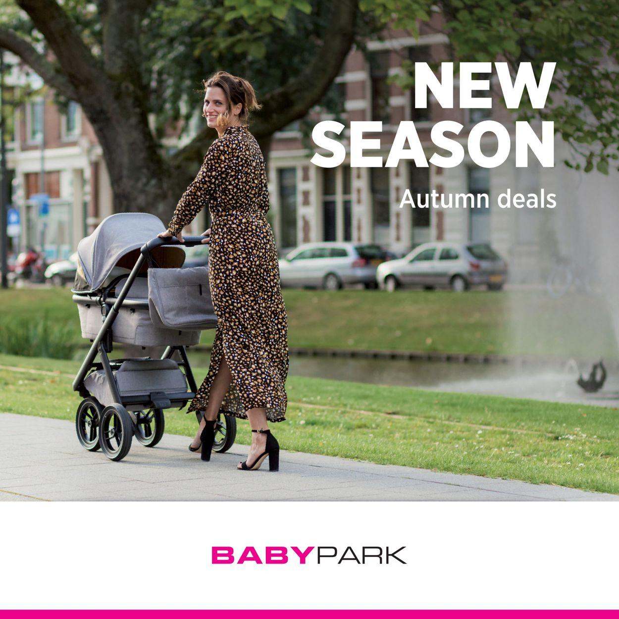 Catalogus van Babypark van 01.10.2020