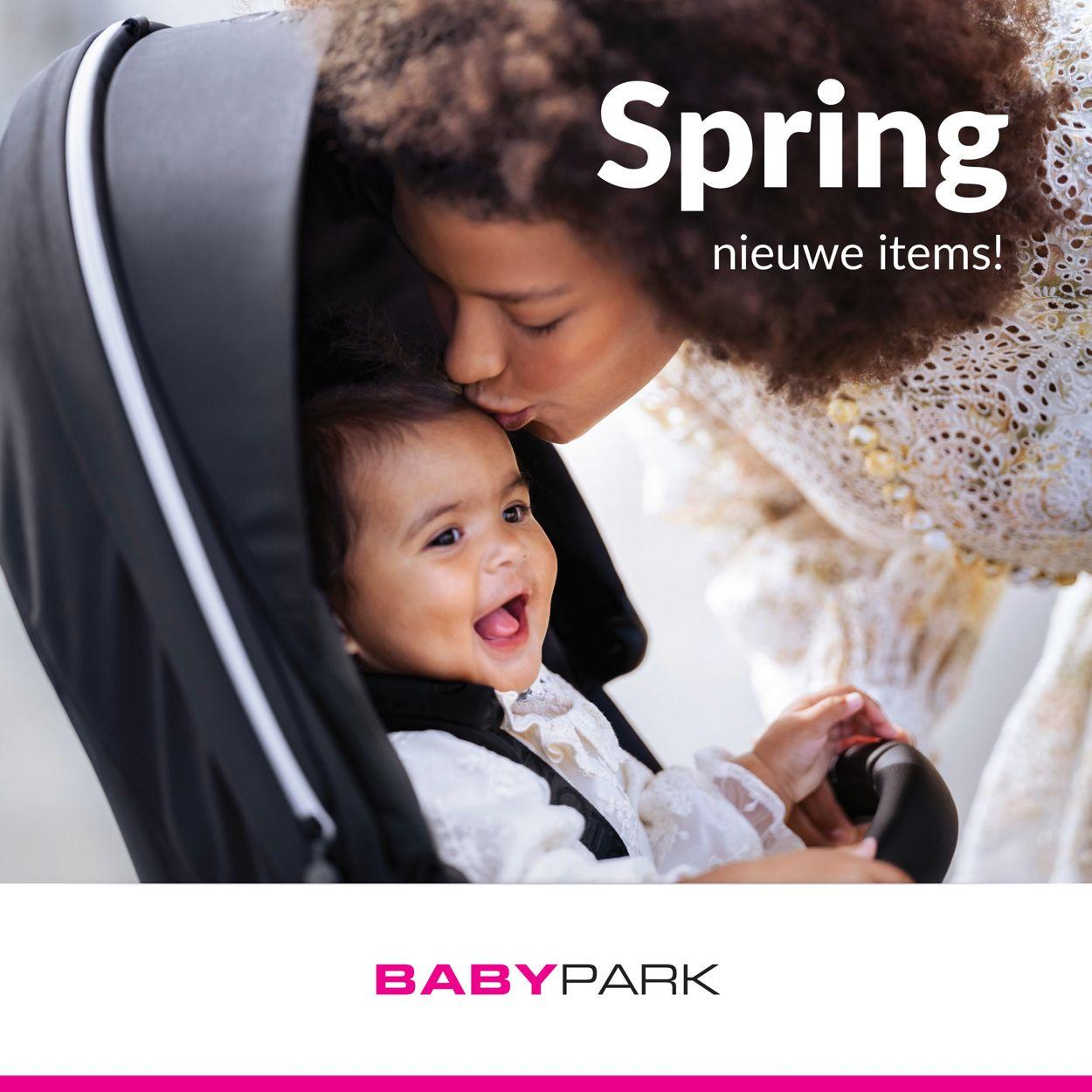 Catalogus van Babypark van 16.03.2021