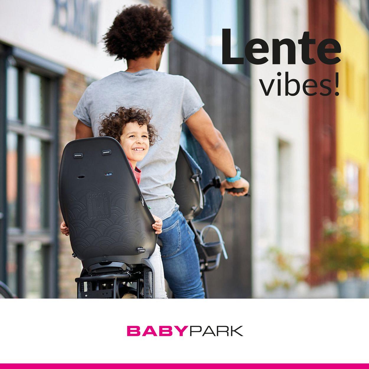 Catalogus van Babypark van 20.04.2021