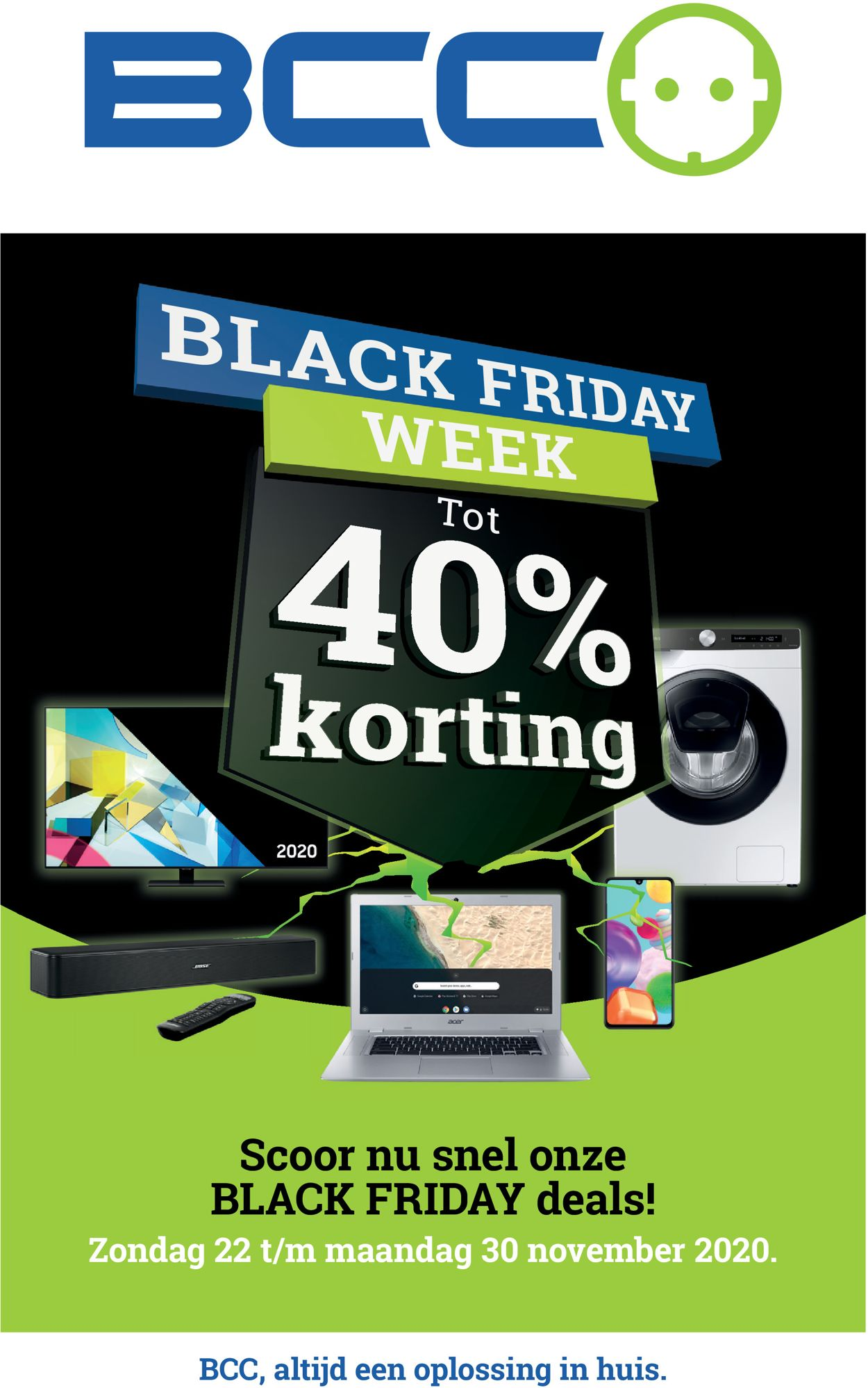 Catalogus van BCC Black Friday 2020 van 22.11.2020