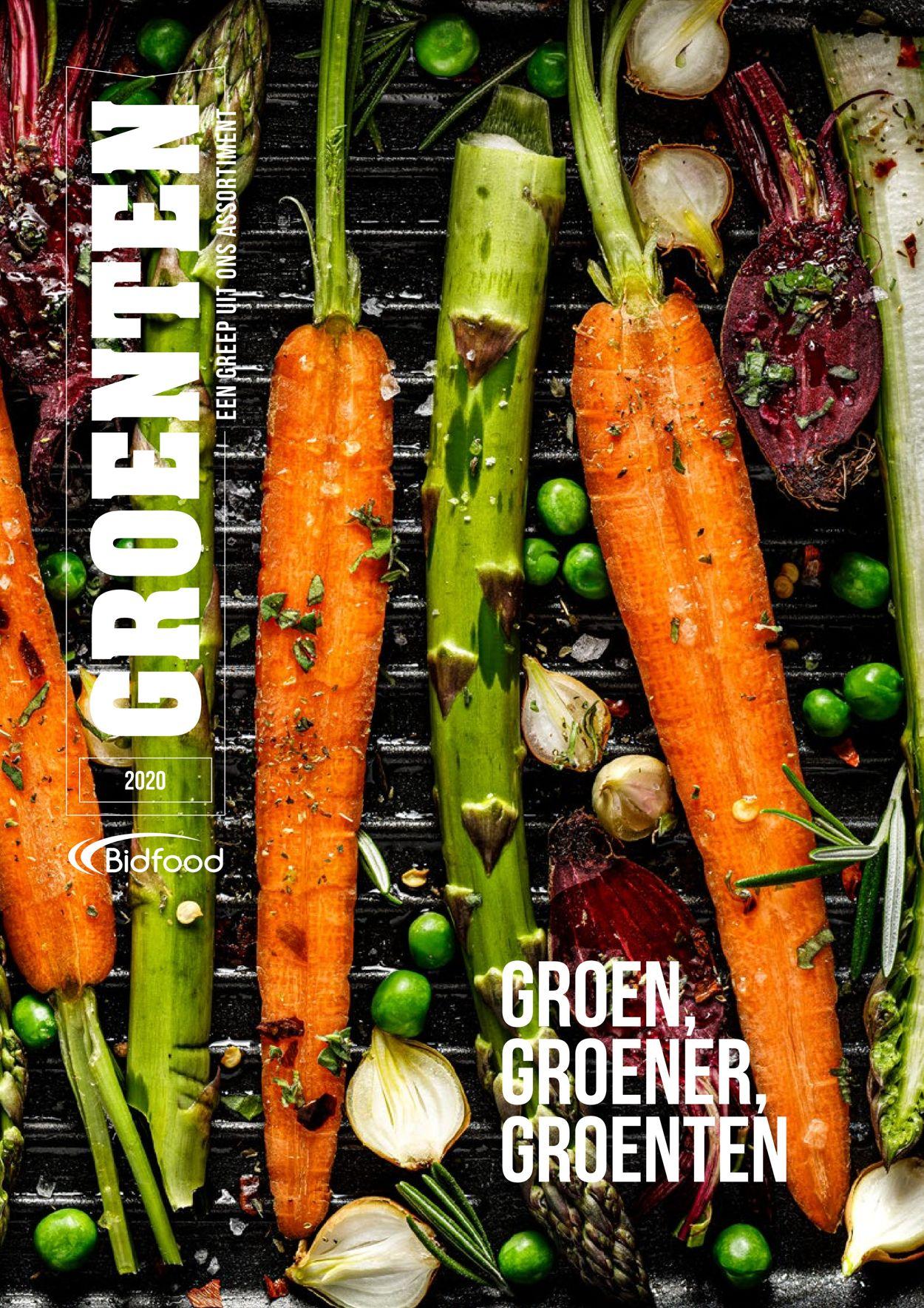 Catalogus van Bidfood van 29.05.2020
