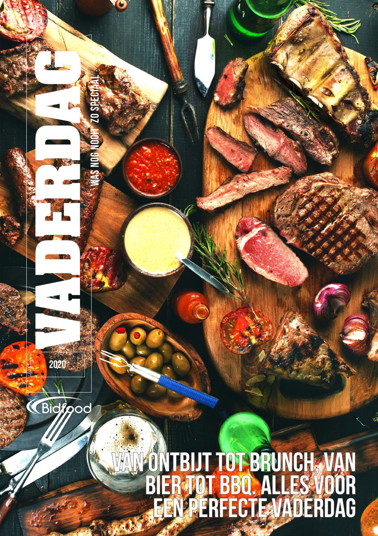 Catalogus van Bidfood van 12.06.2020