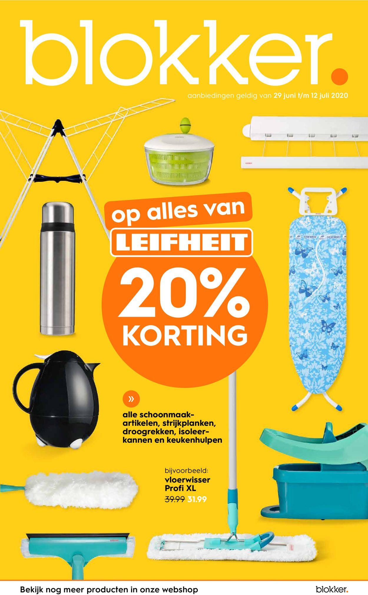 Blokker Nieuwe Folder 14.11 29.11   Bekijk de Aanbiedingen