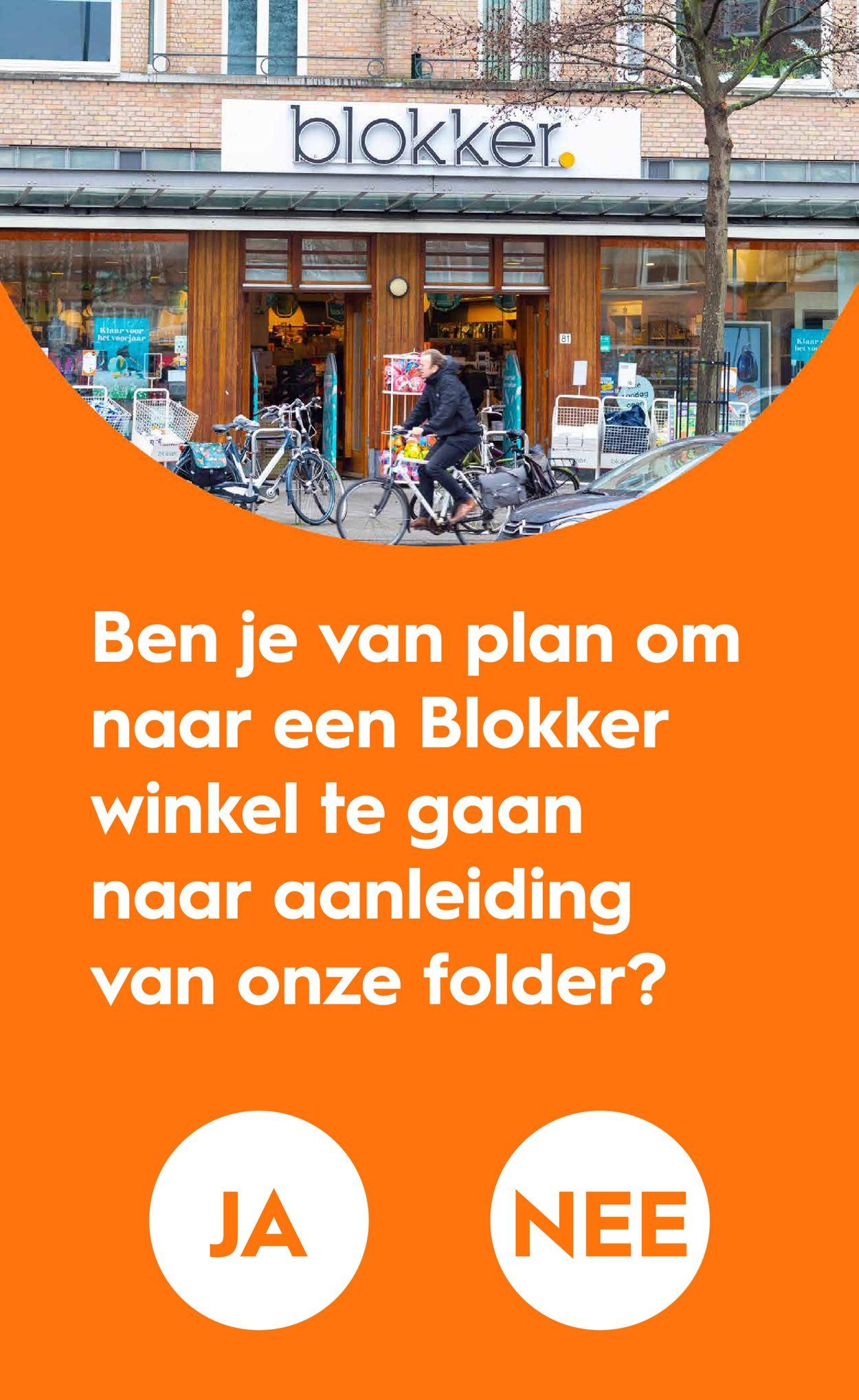 Catalogus van Blokker van 10.08.2020