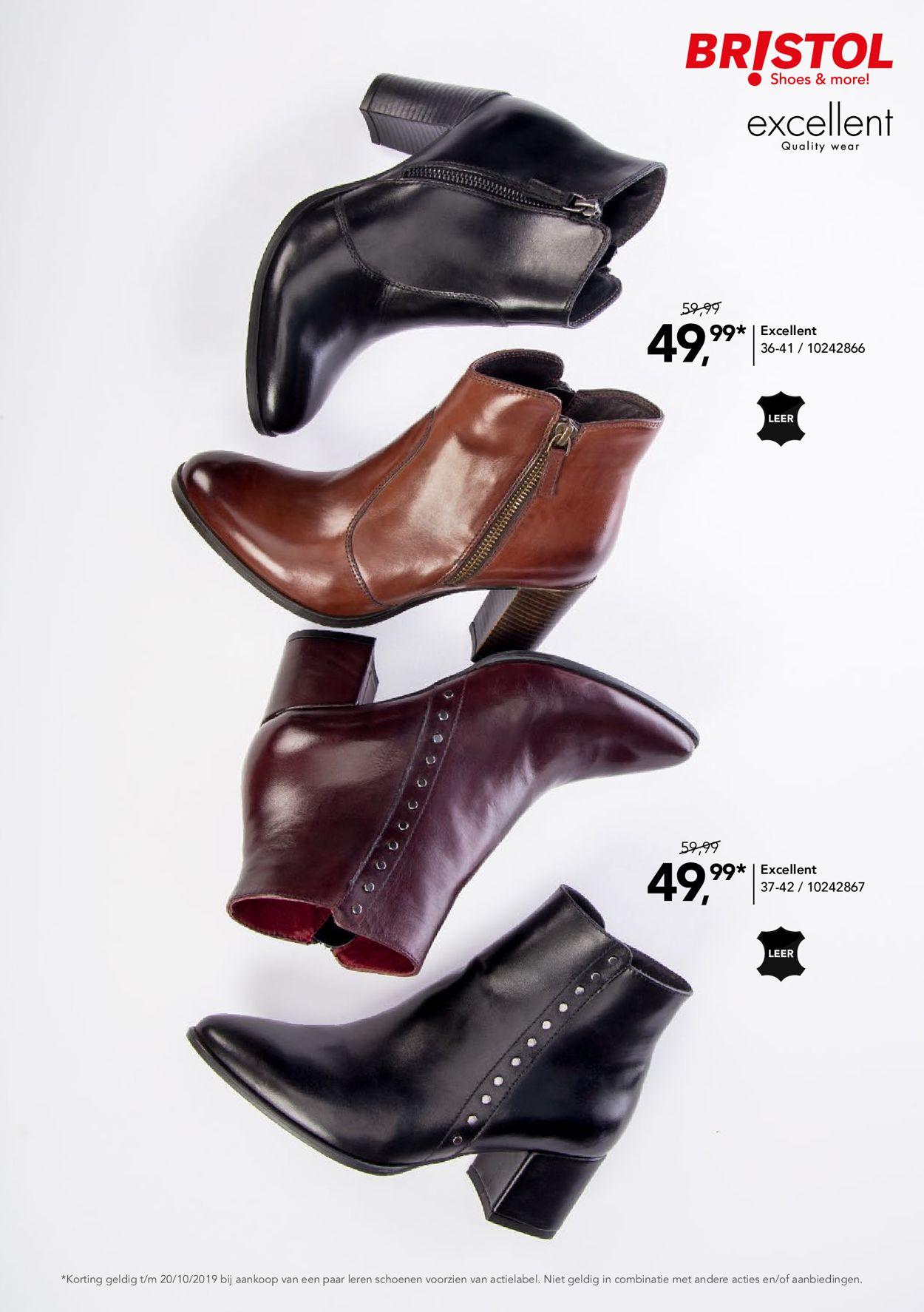 Bristol aanbieding: Dames laarzen Excellent Quality Wear
