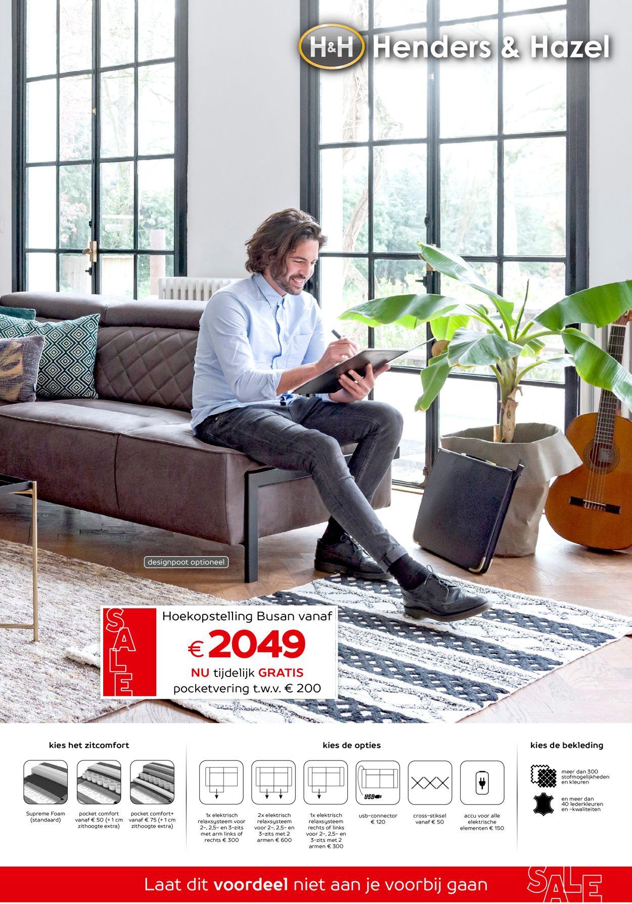 Catalogus van Henders & Hazel van 23.07.2020
