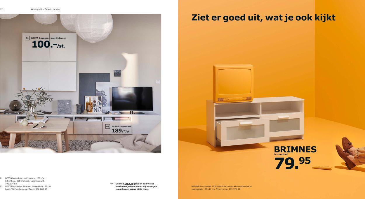 Ikea Tv Meubel Bovenkast.Ikea Actuele Folder 25 03 31 08 2019 7 Wekelijkse Folders Nl