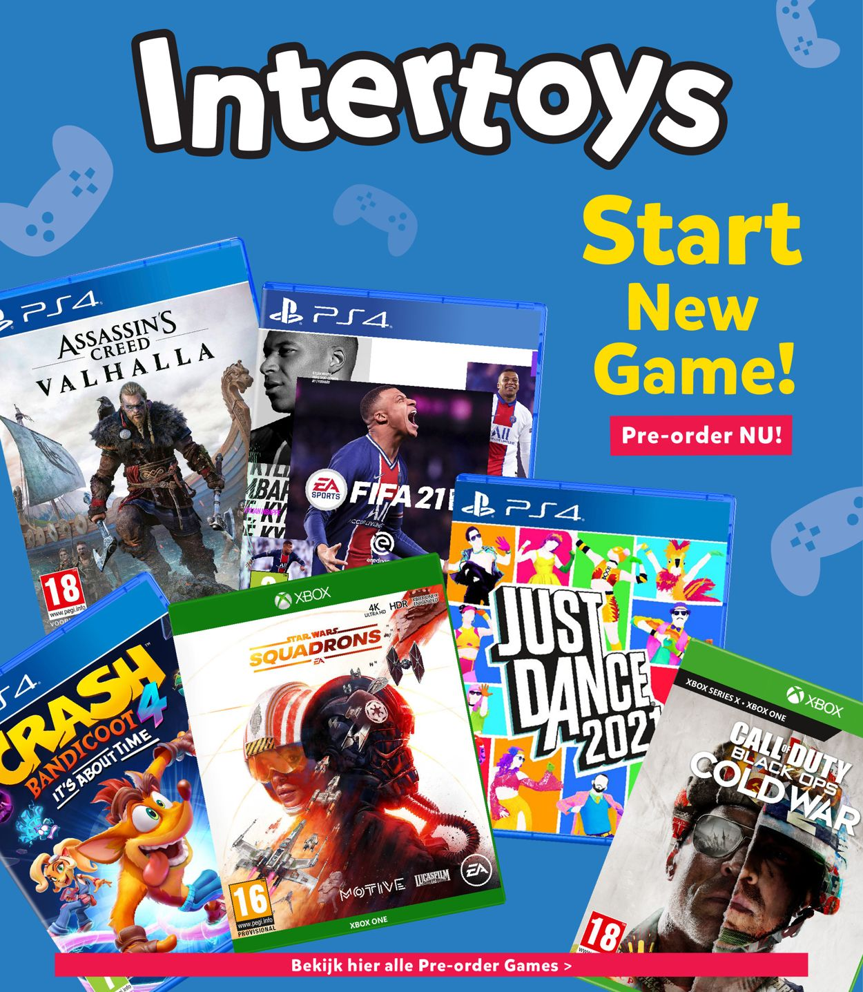 Catalogus van Intertoys van 12.09.2020