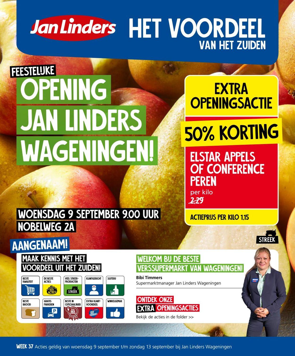 Catalogus van Jan Linders van 09.09.2020