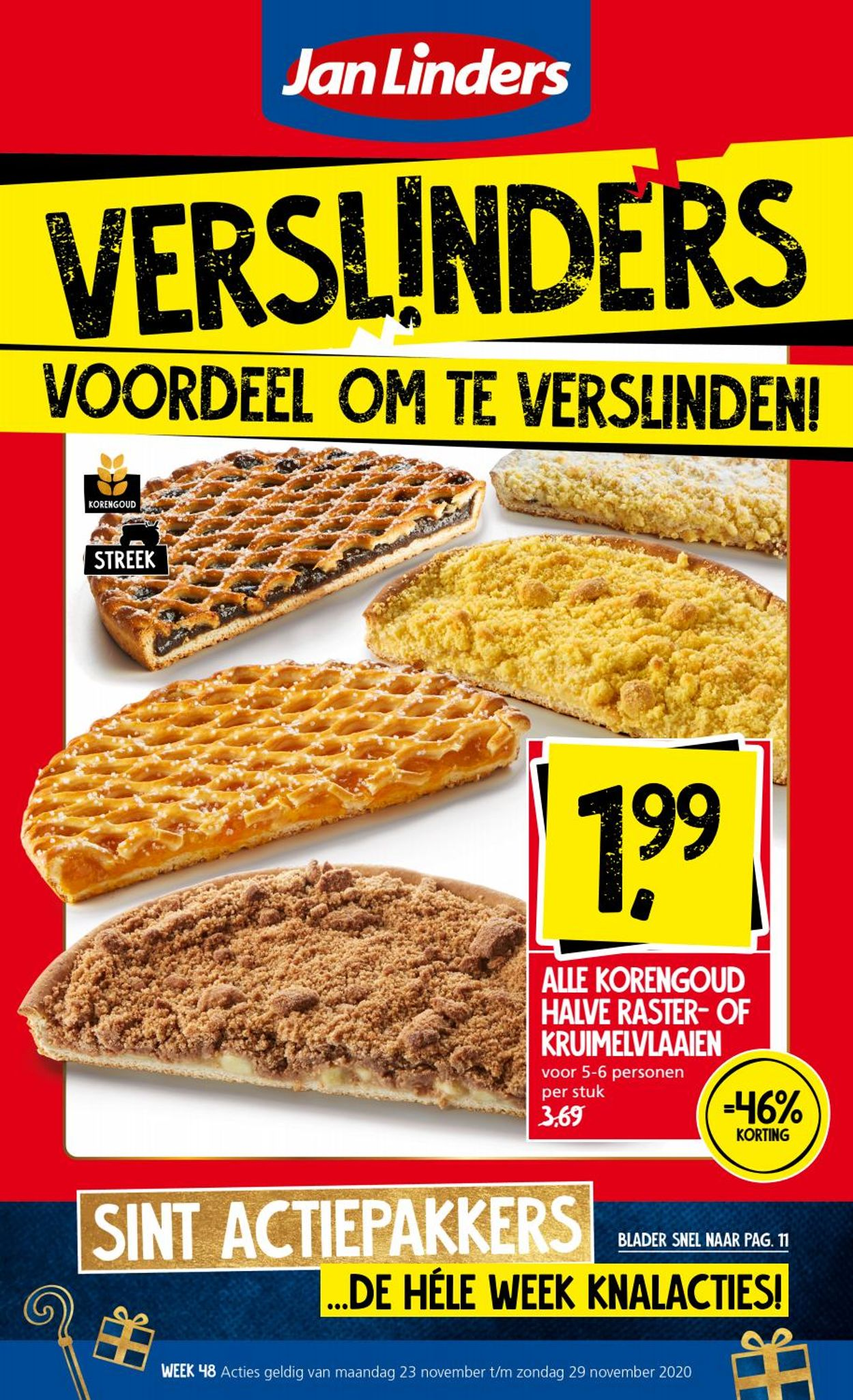 Catalogus van Jan Linders Black Friday 2020 van 23.11.2020