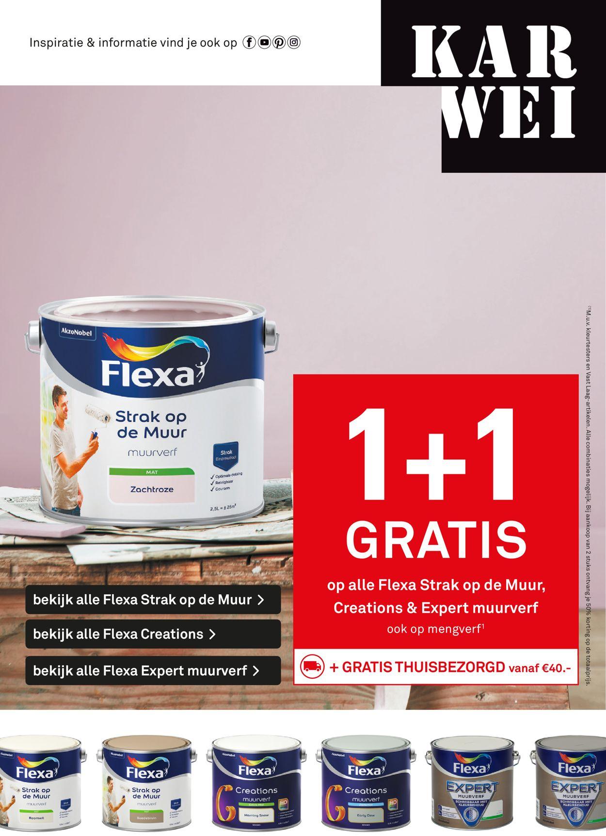 Karwei Actuele folder 27.01 02.02.2020 wekelijkse folders.nl