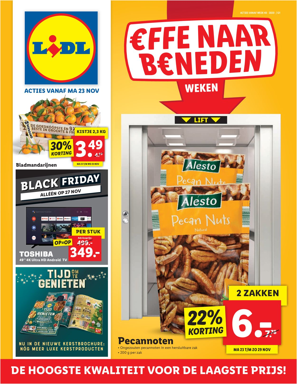 Catalogus van Lidl - Black Friday 2020 van 23.11.2020