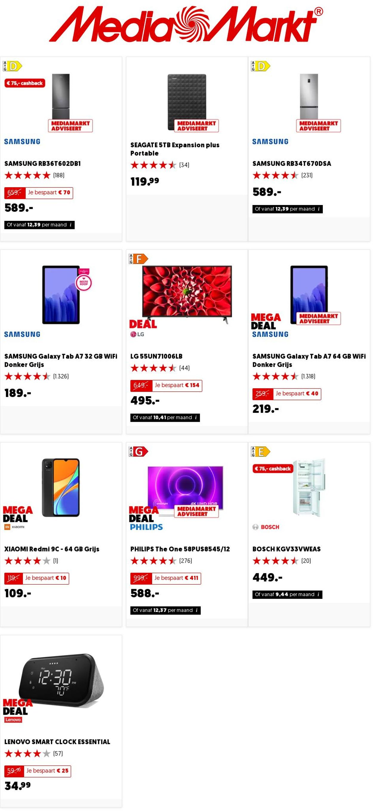 Catalogus van Media Markt van 22.07.2021