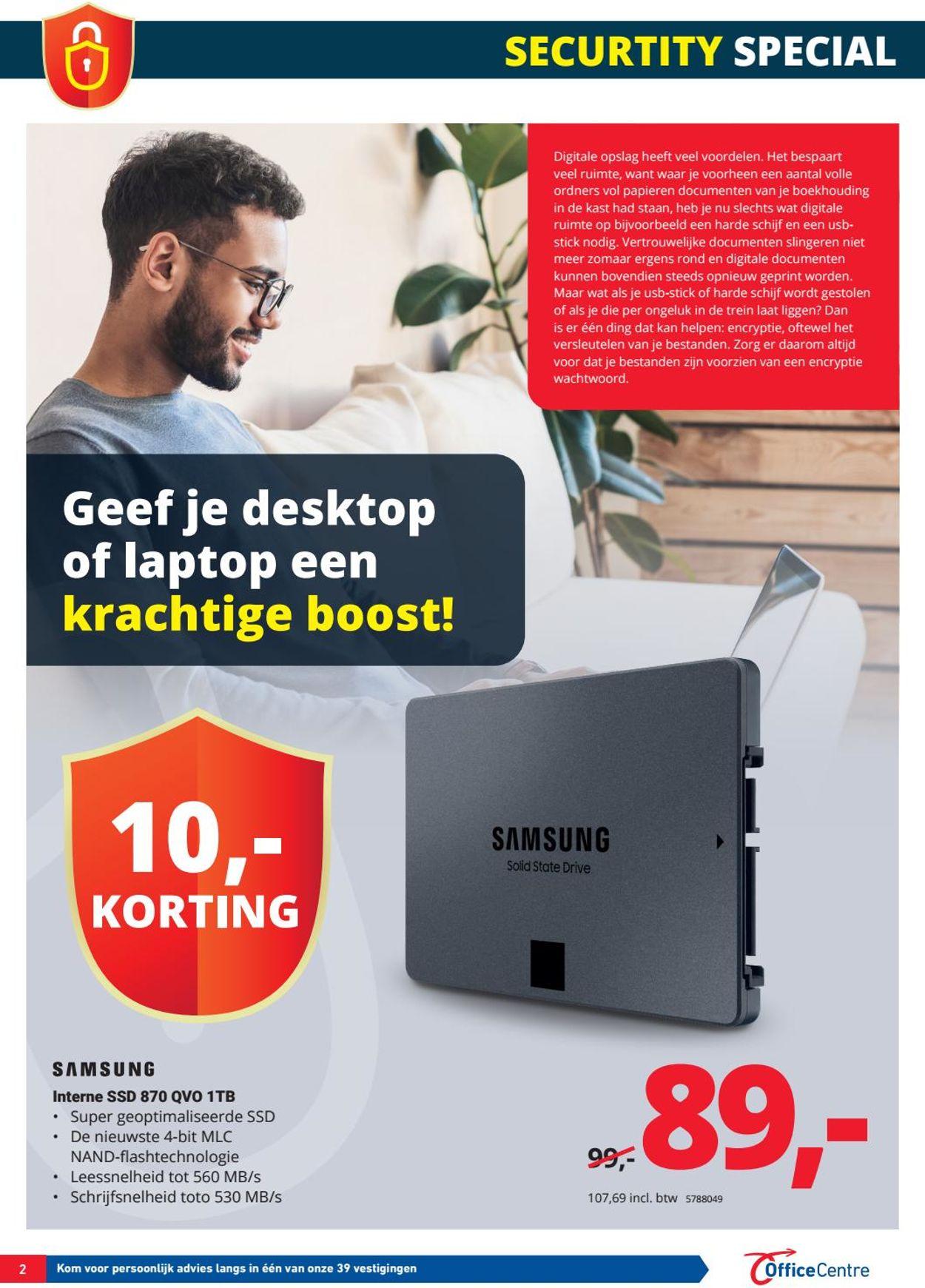 Catalogus van Office Centre van 30.09.2020