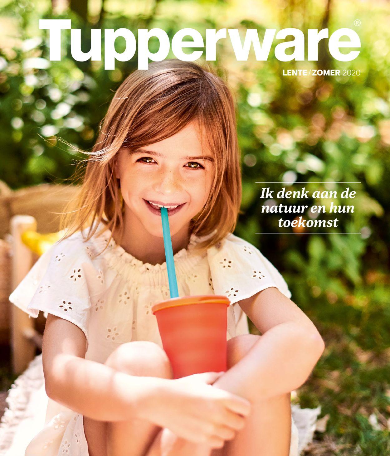 Catalogus van Tupperware van 18.08.2020