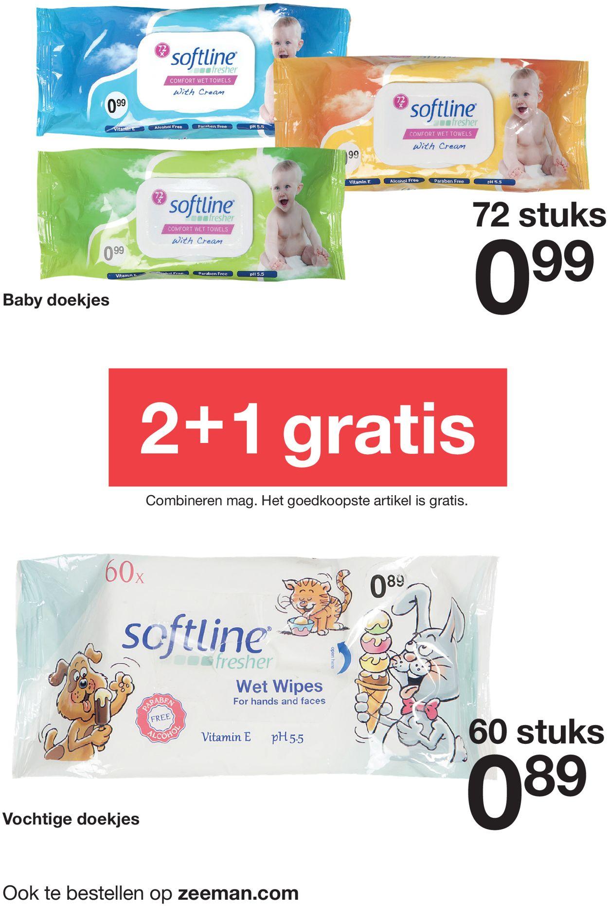 Zeeman Actuele folder 21.12 27.12.2019 wekelijkse folders.nl