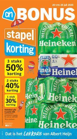 Catalogus van Albert Heijn van 20.07.2020