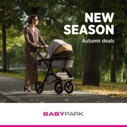 Actuele folder Babypark