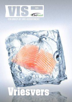 Catalogus van Bidfood van 19.05.2020