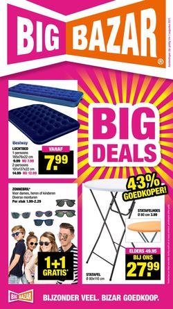 Actuele folder Big Bazar