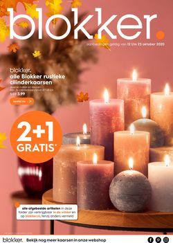 Catalogus van Blokker van 12.10.2020