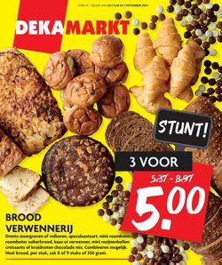 Catalogus van Dekamarkt van 01.11.2020