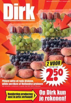 Catalogus van Dirk van 02.08.2020