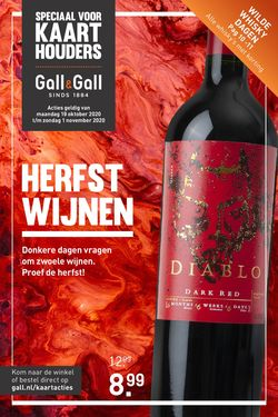 Catalogus van Gall & Gall van 19.10.2020