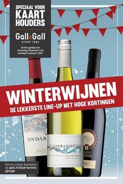 Catalogus van Gall & Gall van 18.01.2021