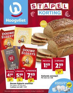 Catalogus van Hoogvliet van 28.10.2020