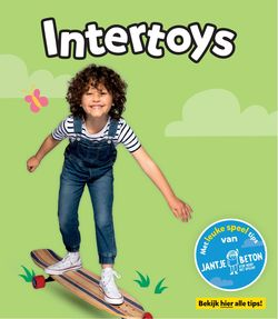 Catalogus van Intertoys van 04.05.2020