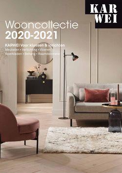 Catalogus van Karwei van 01.10.2020