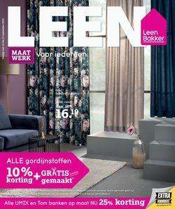 Catalogus van Leen Bakker van 14.09.2020