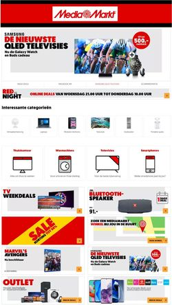 Catalogus van Media Markt van 10.09.2020