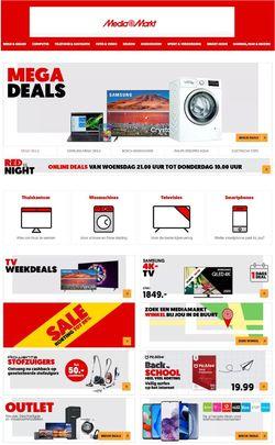 Catalogus van Media Markt van 17.09.2020