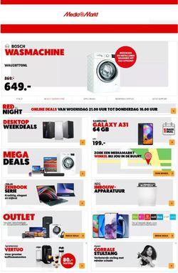 Catalogus van Media Markt van 08.10.2020