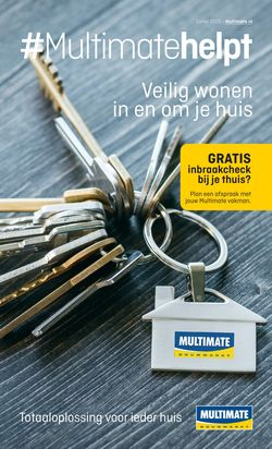 Catalogus van Multimate van 04.06.2020