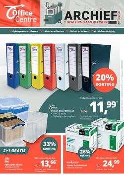 Catalogus van Office Centre van 02.12.2020
