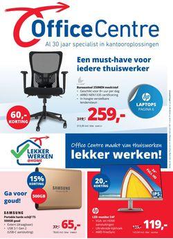 Catalogus van Office Centre van 20.01.2021