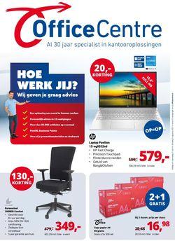 Actuele folder Office Centre