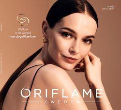 Actuele folder Oriflame