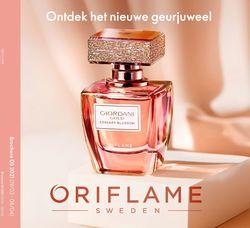 Catalogus van Oriflame van 19.03.2021