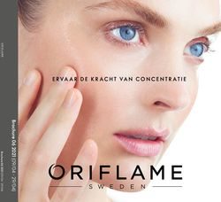 Catalogus van Oriflame van 09.04.2021