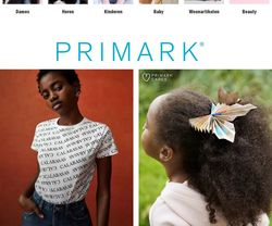 Actuele folder Primark