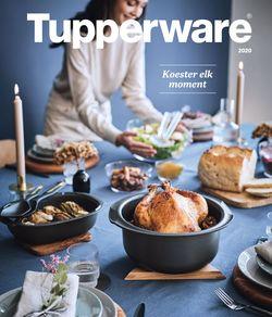 Actuele folder Tupperware