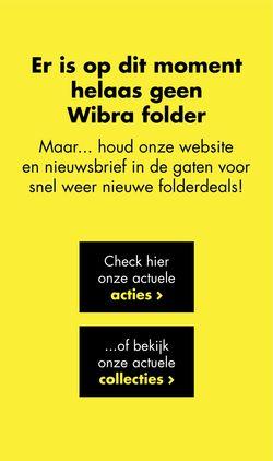 Catalogus van Wibra van 08.09.2020