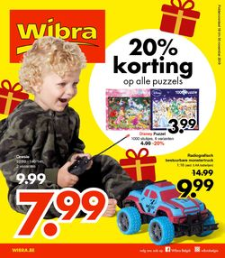 Catalogus van Wibra - Black Friday 2019 van 18.11.2019