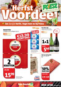 Catalogus van Poiesz Black Friday 2020 van 23.11.2020