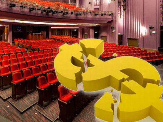 Miljoenenverlies voor culturele sector