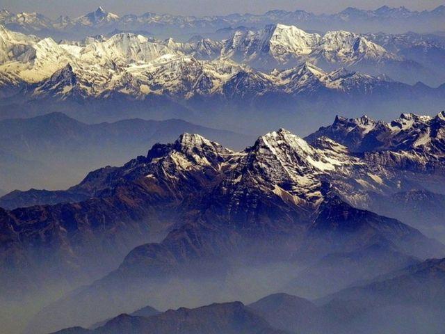 Top Himalaya weer te zien dankzij pandemie